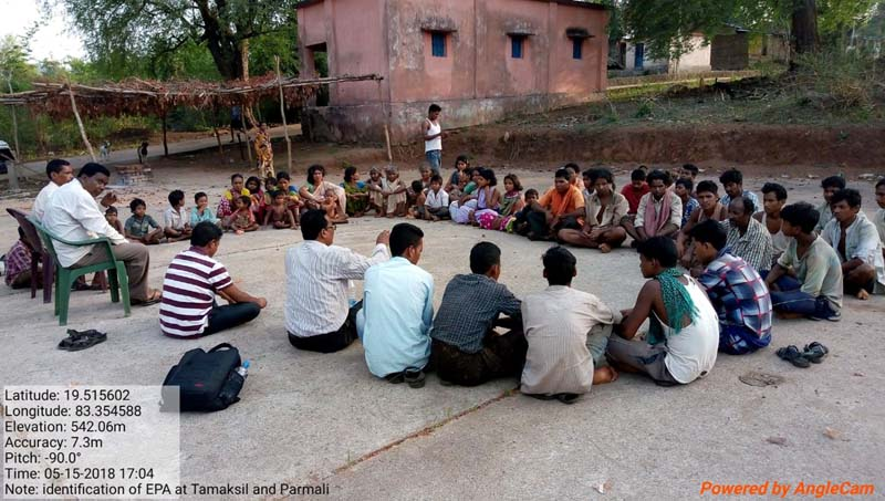 Village level meeting PVTGs of DKDA Parsali 13.jpe