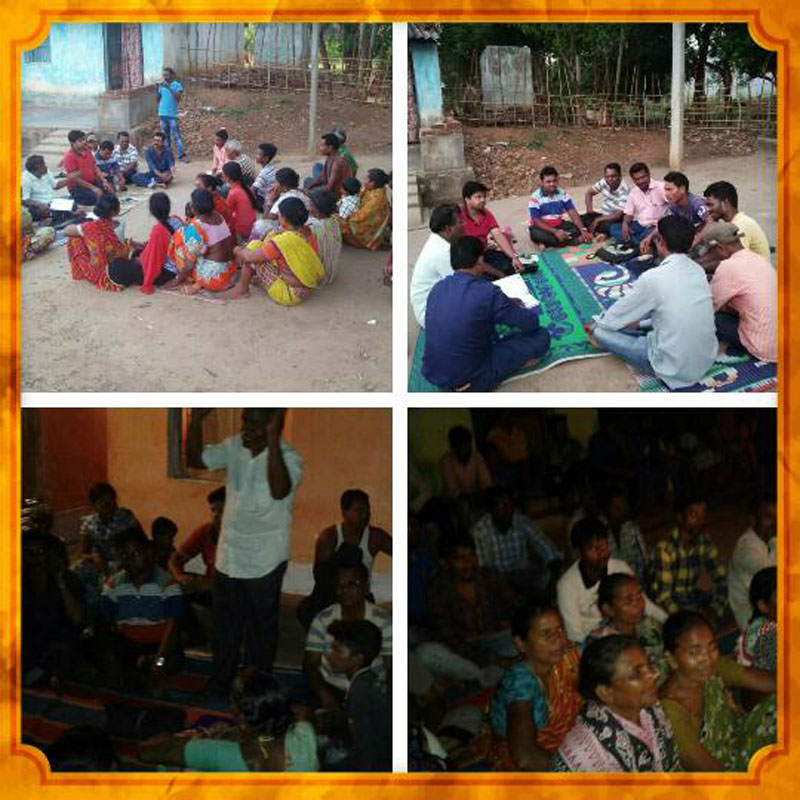 Village level Meeting held at Thangapada and  Nuagaom village of  Chanchadaguda GP under DKDA-Chatikona for selection of Entry point activities in consulation with the Villagers VDC members.jpe